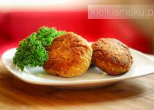 Kotlety jajeczne, kotleciki mielone z jajkiem | kielkismaku.pl