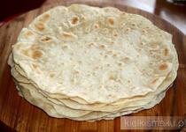 Tortilla - przepis podstawowy | kielkismaku.pl