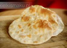 Chlebki indyjskie NAAN | kielkismaku.pl