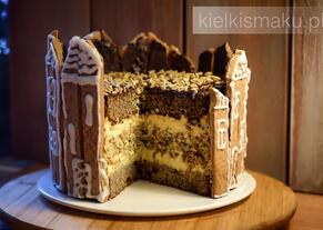 Sylwestrowy tort Borysa | kielkismaku.pl