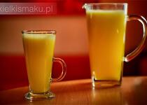 Napój pomarańczowo-cytrynowy | kielkismaku.pl
