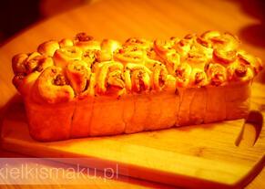 Chlebek ziołowy | kielkismaku.pl