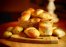 Bułeczki z ziemniakami | kielkismaku.pl
