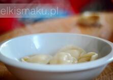 Pierogi z serem ricotta (na słodko) | kielkismaku.pl