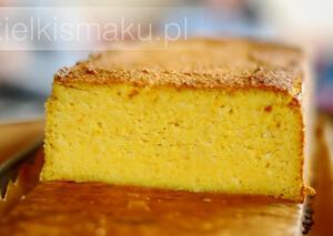 Pomarańczowo - migdałowe ciasto  | kielkismaku.pl